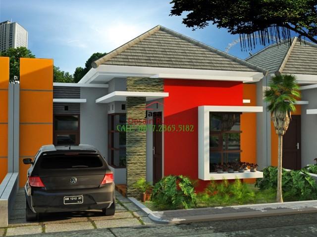 Rumah Minimalis Modern 1 Lantai Type 21 Dengan Carport